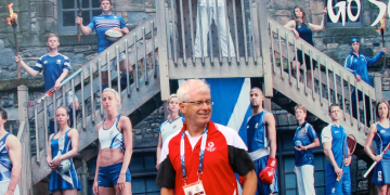 Read new blogpost, sports chaplain Neil Urquhart on the Olympics