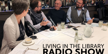 Listen back to our SF Live: Living in the Library