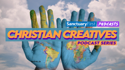 Christian Creatives Episode 1: Poetry with James Cathcart