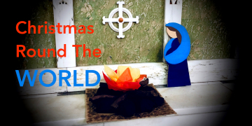 Advent theme + questions 'Christmas Round the World'
