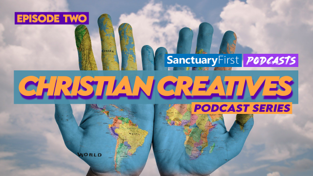 Christian Creatives Episode 2: Music with Jim Steel
