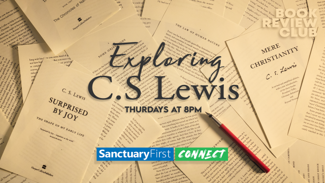 New Book Club — Exploring C.S. Lewis