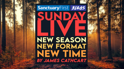 Sunday Live - New Season, New Format, New Time