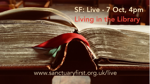 Join us for our SF: Live this Sunday! (7 Oct)