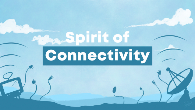 Spirit of Connectivity (May)