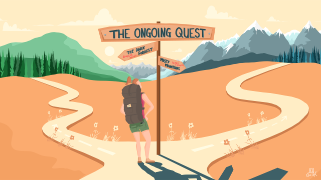 The Ongoing Quest (September)