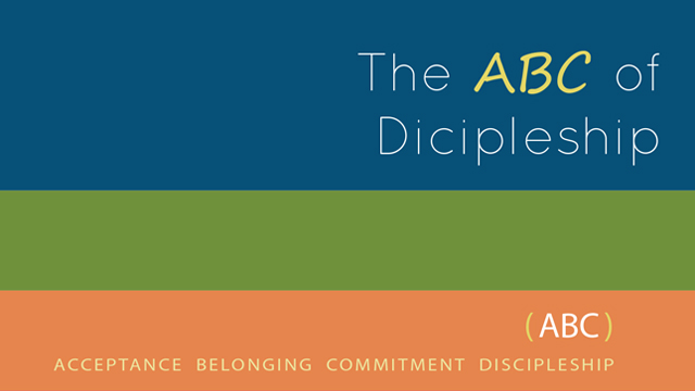 ABC of Discipleship Bible Study - Acceptance
