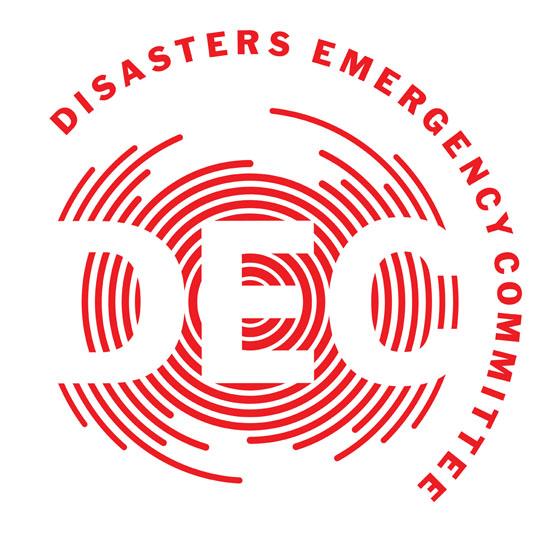 Disasters Emergency Committee Logo