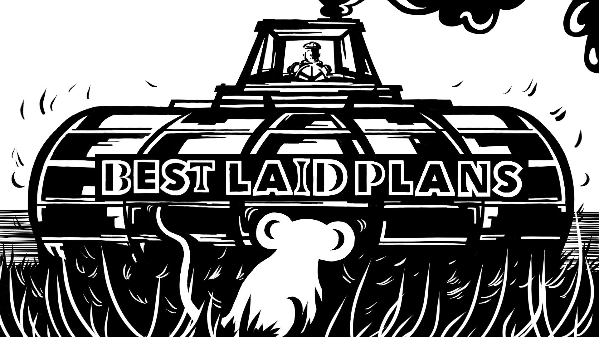 Best-Laid Plans Clip Art