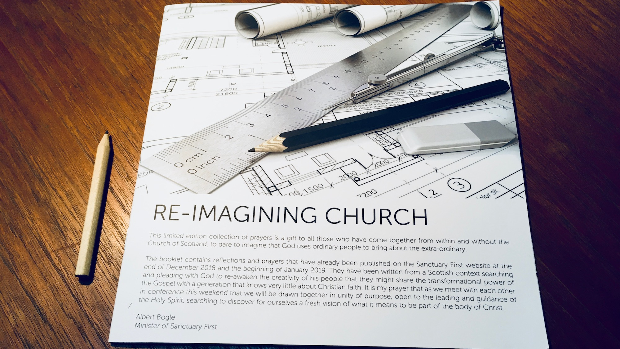 Re-Imagining Church Conference (2) Story, art and fragility