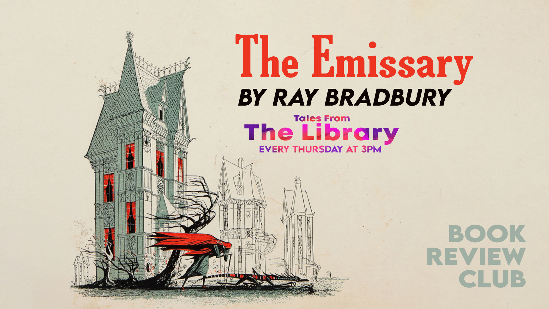 Tales From The Library - The Emissary